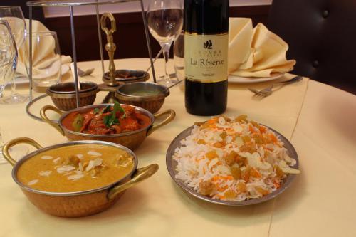 Restaurant Shriganesh menu indien 4