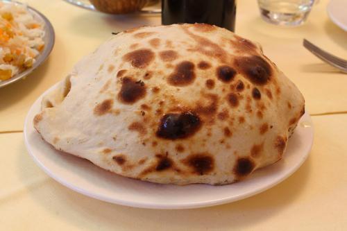 Restaurant Shriganesh menu indien 1