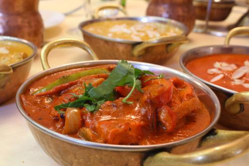 Restaurant Shriganesh menu indien 6