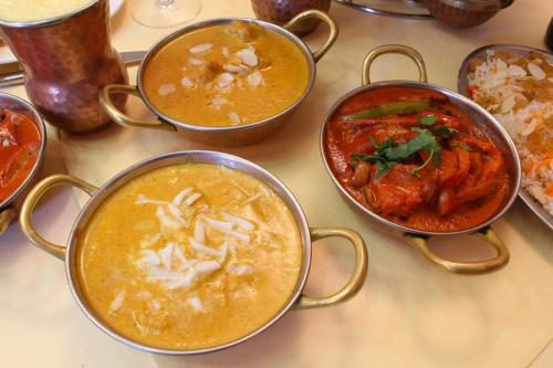 Restaurant Shriganesh menu indien 5