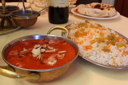 Restaurant Shriganesh menu indien 12