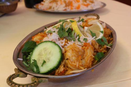 Restaurant Shriganesh menu indien 11